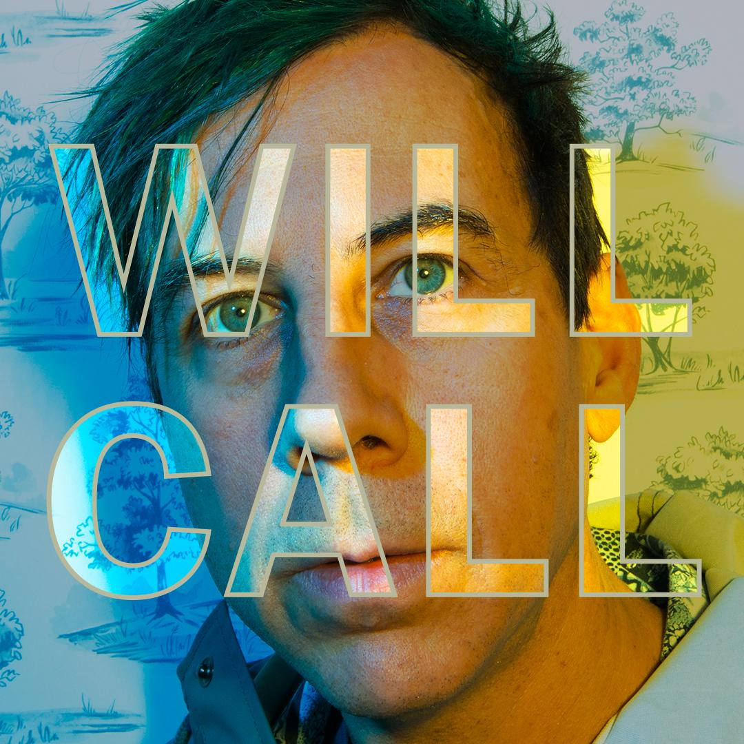 Will Call single artwork